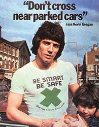 1970sGreen Cross code postcard