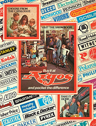 1976 Argos catalogue