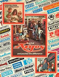 1976 Argos catalogue