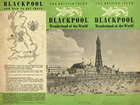 Blackpool Wonderland leaflet