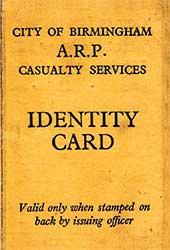 ARP Identity card