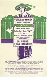 Procession poster