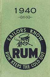 Rum calendar