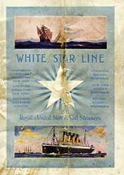Titanic passenger booklet