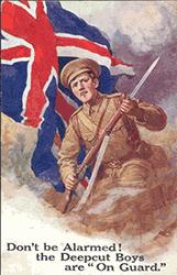WW1 postcard