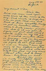 Yanks Letter