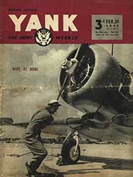 Yank Weekly Magazine
