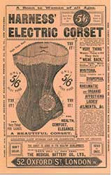 Electric corset ad