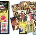 1920s memorabilia pack montage