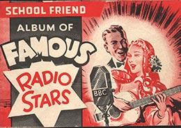 School Friend Album of Radio Stars